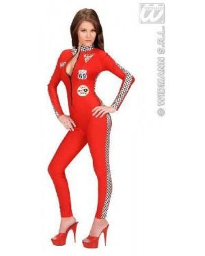 WIDMANN 77331 costume tuta racer s girl formula 1 pilota