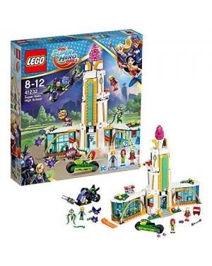 LEGO 41232 lego dc girls liceo super eroi