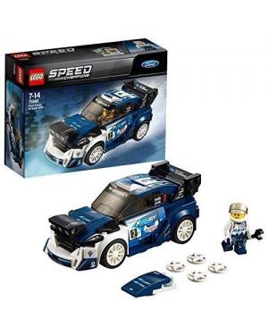 LEGO 75885 lego speed ford fiesta m-sport wrc