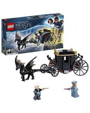 LEGO 75951 lego creature fantast fuga grindelwald
