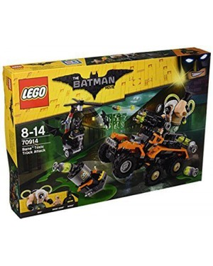 LEGO 70914.0 lego batman movie l attacco tossico di bane