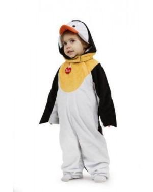 Costume Pinguino 3/4 Panno Trudi