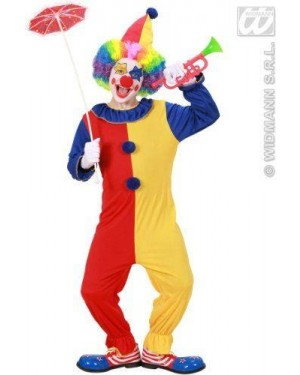Costume Clown 158Cm 11/13