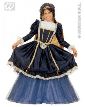Costume Dama Di Corte 11/13 Cm 158
