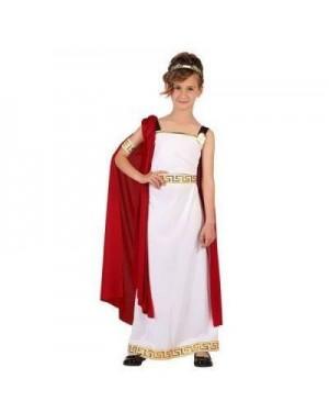 Costume Da Romano Bambinot1 3-4 Anni