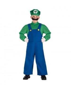 Costume Luigi Di Super Mario 8/9