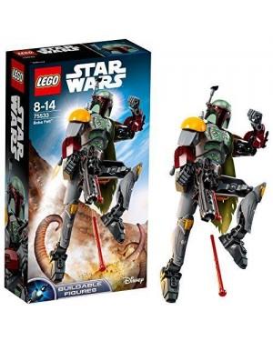 LEGO 75533 lego constuaction star wars boba fett#