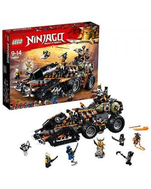 LEGO 70654 LEGO NINJAGO TURBO CINGOLATO
