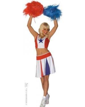 Costume Cheer Leader M Pom Pom