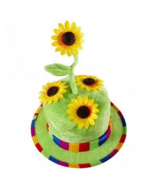 widmann 2636f cappello clown girasole in velluto
