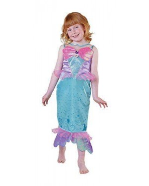 RUBIES 886816 costume sirenetta 5/6 ariel disney royale