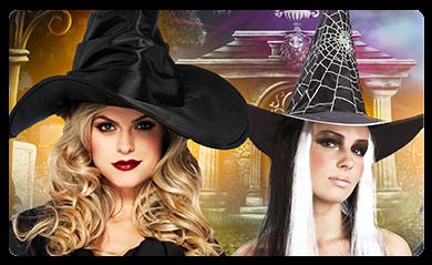 Cappelli halloween