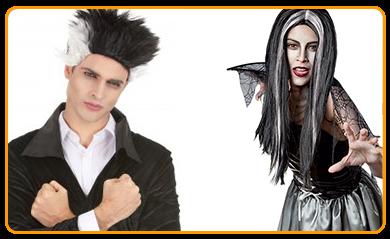 Parrucche di halloween